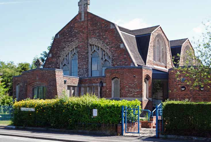 Christ Church Manchester