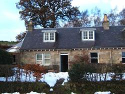 Refurbishment and Extension Scraesburgh Farm Cottage
