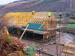 New build house Drumnadrochit